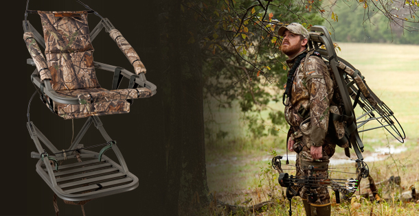 Summit Goliath Treestand